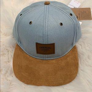Timberland Flat Brim Mens Hat